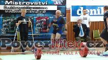 Václav Primus, 237,5kg