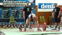 Rémy Krayzel, 190kg