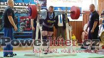Jiří Gryga, 295kg