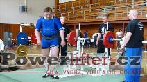 Martin Urban, 182,5kg