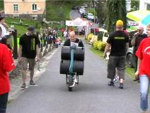 15.místo - Jan Hanzl - 75,00 metrů, čas 1:56.18 min