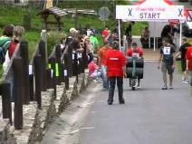18.místo - David Beneš - 70,32 metrů, čas 1:39.83 min