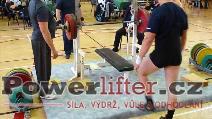 Denis Šindel, benč 132,5kg