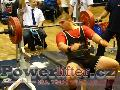 David Lupač, benč 190kg