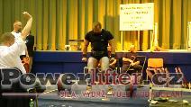 Jaroslav Jirout, mrtvý tah 270kg