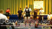 Stanislav Balvín, mrtvý tah 295kg