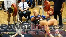 Martin Brabec, benč 210kg