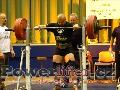 Jiří Olejko, dřep 250kg