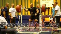 Antonín Pavlovec, dřep 295kg