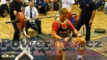 Petr Vlach, benč 175kg