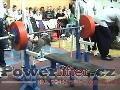 Jiří Zahraj, 240kg, rekord ČR do 105kg M1