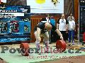 Milan Špingl, mrtvý tah 342,5kg