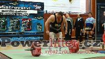 Jiří Gryga, mrtvý tah 330kg