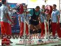 Vladimír Pop, dřep 300kg