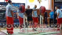 Antonín Pavlovec, dřep 300kg
