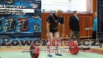Jiří Olejko, mrtvý tah 245kg