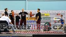 Imrich Švec, SVK, 285kg
