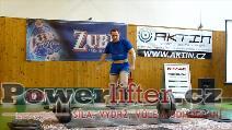 René Hladiš, 252,5kg
