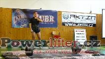 Jan Olšar, 262,5kg