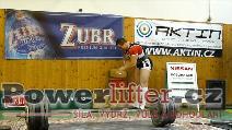Petr Folprecht, 317,5kg