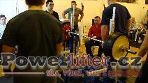 Tomáš Poles, 155kg