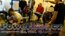 David Horina, 135kg