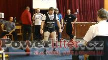 Tomáš Lacko, mrtvý tah 200kg