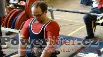 Libor Novák, benč 160kg