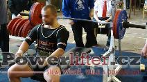 Jiří Olejko, benč 167,5kg
