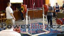 Ondřej Havránek, dřep 260kg
