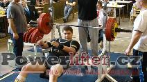 Pavel Žák, benč 205kg
