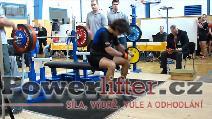 Radek Giebl, 140kg