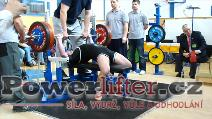 Petr Hudec, 140kg