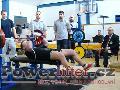 Petr Hudec, 142,5kg