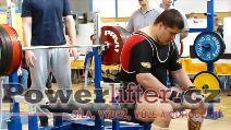 Pavel Žák, 202,5kg