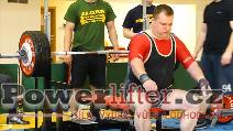 Miloslav Kaliba, 237,5kg