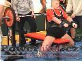 Alena Krčmářová, 75kg