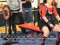 Lenka Bečvaříková, 80kg