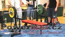 Lukáš Mandík, 162,5kg