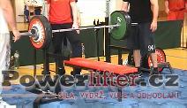Čestmír Wolf, 192,5kg