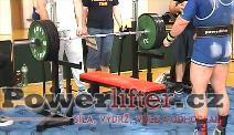 Martin Turek, 195kg