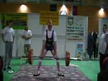 Mŕty ťah - muži kat. 93 - +120 kg