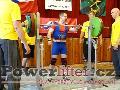 Pavel Malina, dřep 200kg, český rekord M2 do 66kg