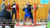 Daniel Kurečka, 85kg