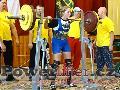 Kateřina Hýblerová, dřep 115kg