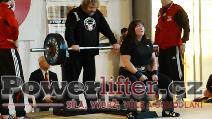 Libuše Leiblová, 117,5kg