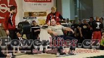 Michal Švec, 240kg