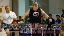 Vladimír Flimel, 242,5kg