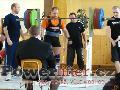Vladimír Pop, 265kg