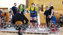 Milan Mrázek, 257,5kg